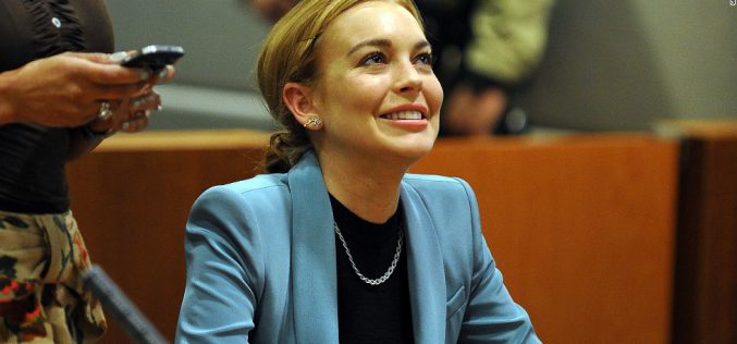 Lohan closer to freedom but dissed by Paris and Nicks