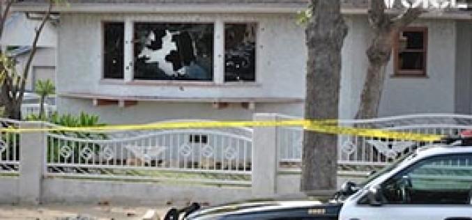 Lone Gunman Arrested After Nine-hour Standoff