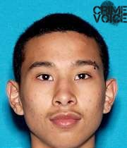 Johnny K Nguyen is wanted for the murder of Tony Hoang.