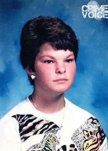 Kori Lamaster before she left home. She wasn't reported as missing for 14 years.