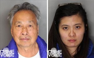 The suspects ranged in age from 81 Loc Trinh Dip shown, to 24 - Chen Liang shown.