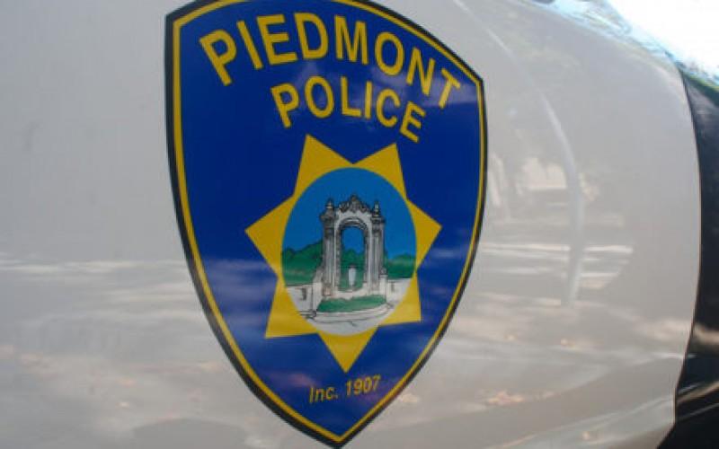 Piedmont Woman Victim of 'Backyard' Burglary Scam