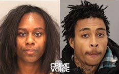 Bianca Barrow and Warner Travis were dating, but she claims to have not known about his criminal associations.