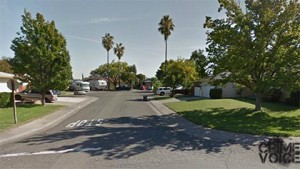 The couple lived in a home on the Glide Court cul-de-sac in Sacramento.