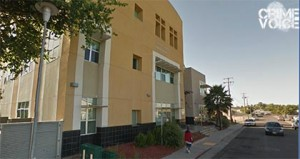 The murder occurred on Balsam Street, which runs behind the offices of the Sacramento Urban League.