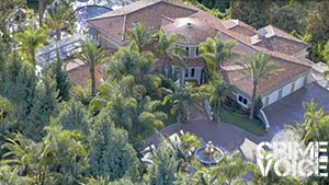 Photo of Rioto's home as shown on his Realtor's website