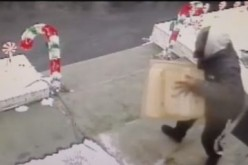 Police Nab Porch Package Thieves