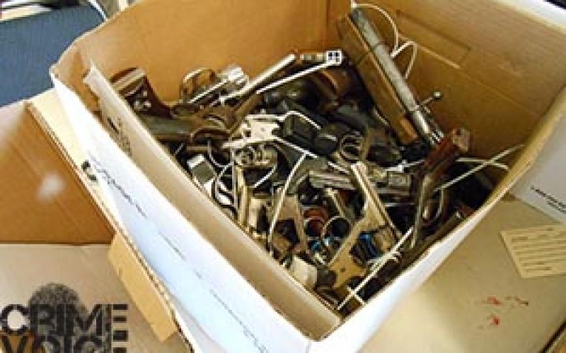 Crowdfunding nets 445 firearms in San Jose