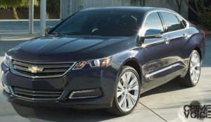Lozano is accused of stealing a black Chevy Impala