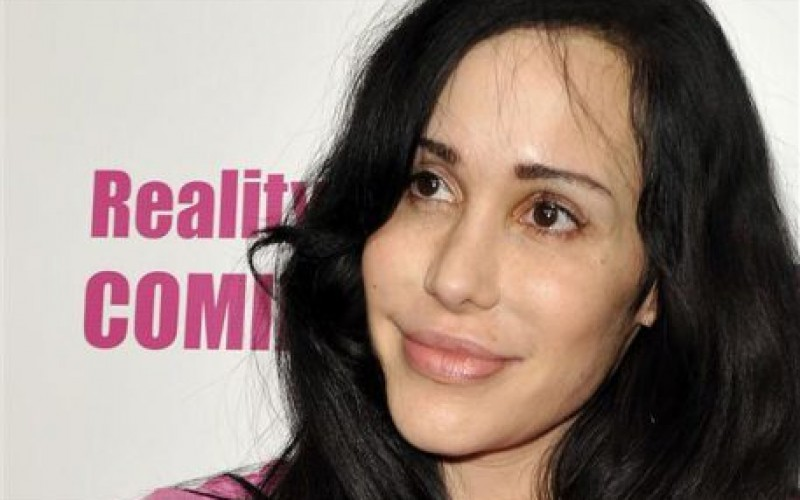 'Octomom' Charged with Welfare Fraud