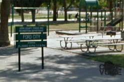 Man arrested for exposing himself at a Taft park