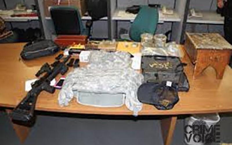 FBI Takes Part in Another San Bernardino Gang Raid