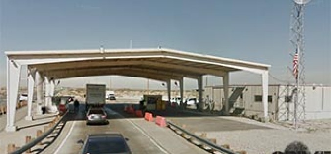 No One-Way Ticket Home for Narcotics Smuggler Busted in Salton City