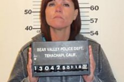 Bear Valley Springs couple arrested for theft and weapons