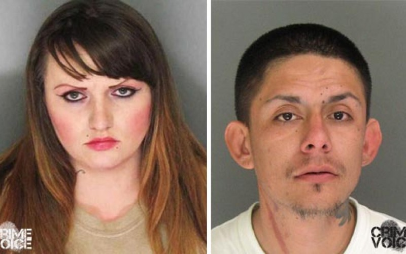 Officer's Diligence Leads to Burglary Suspects Arrests