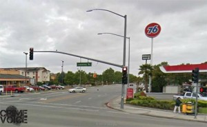 Moffat and Rosen were caught up with at the Leavesly and San Ysidro exit in Gilroy.
