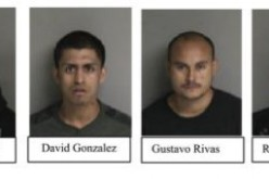 Four Arrested on Suspicion of Mail Theft