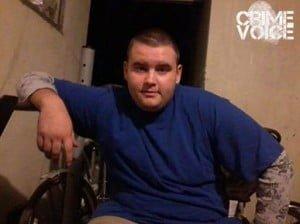 The victim, Thomas Umberto Sladek from a Facebook memorial page.