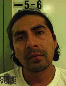 Ulises Sanavia proclaimed the benefits of showering with marijuana when arrested.