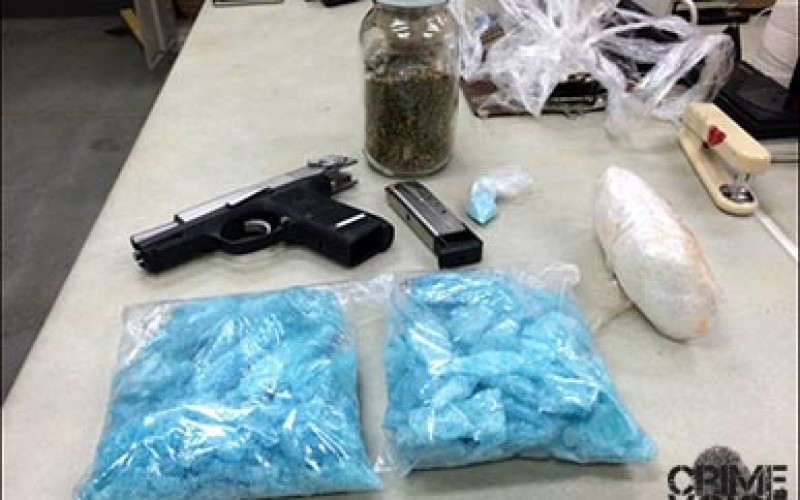 Three Arrested in Major Drug Bust in Kern County
