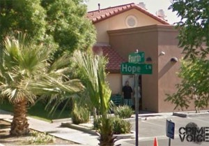 Located at the corner of  4th and North Streets, Hope is actually an Alley that runs behind the location.