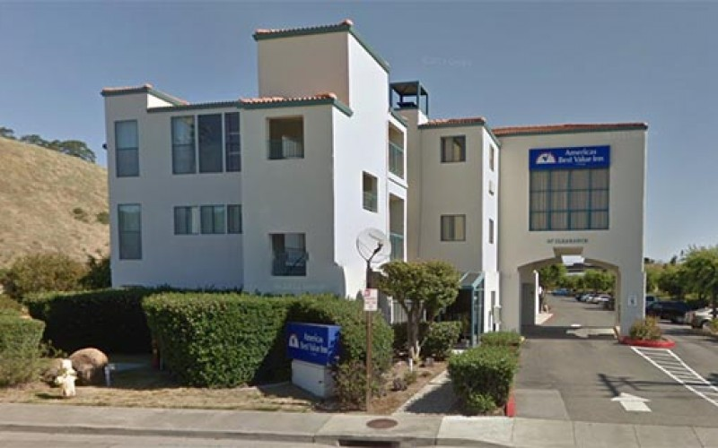 Drug arrest in Novato motel