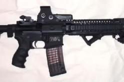 Meth Dealer found with AR-15 Assault Rifle