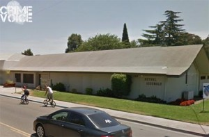 Bethel Church in Oakdale, where Bliss served as youth minister.