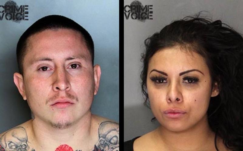 Sacramento Police Arrest Stolen Vehicle Suspect