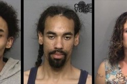 Wanted burglar arrested with 2 others