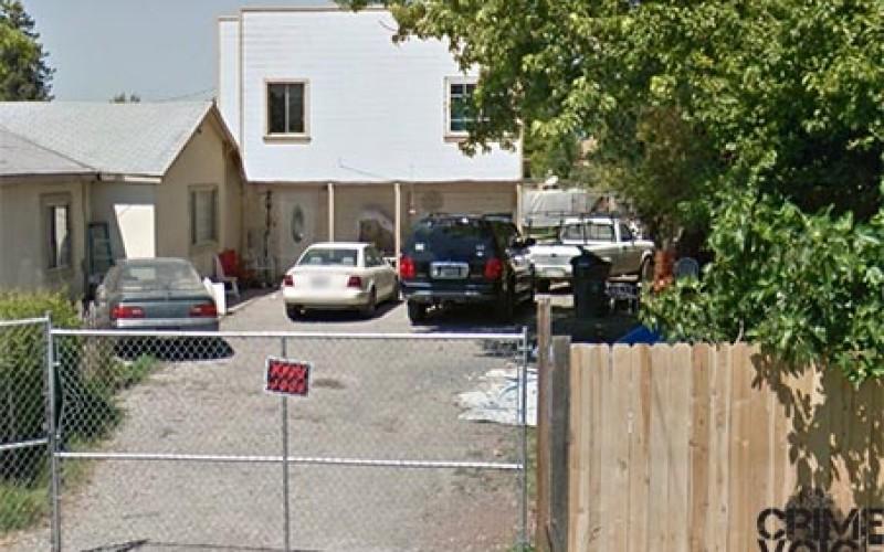 Three arrested in dangerous warrant search