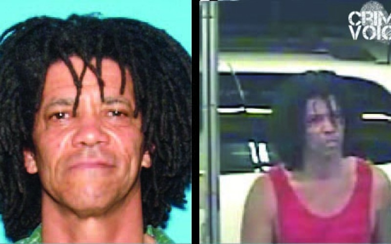 Murder suspect arrested 400 miles from scene