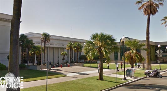 Solano County Courthouse in Fairfield.