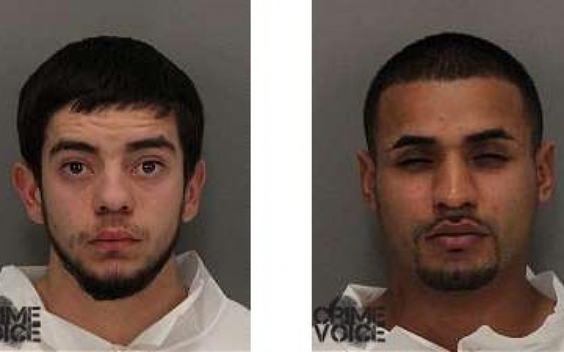 Robbery suspects give police a run for their money