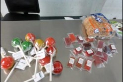 Border Patrol Agents Find Candy Laced with THC