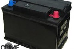 Two Arrested for Stealing Batteries