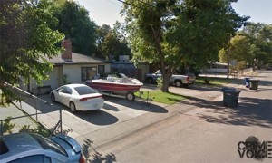 The 3700 block of Dayton Street. Is this the boat that was stolen? (Google maps)