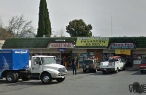 The Kwikee Mart was one of the many stores robbed by the pair.