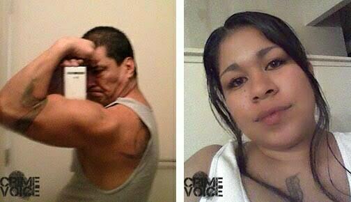 "Leonso ""Leo"" Rangel and Teena Marie Rangel (Facebook)"