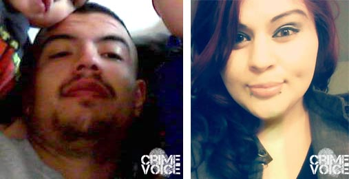 Mario Lopez and the previously arrested Elia Garcia (Facebook)