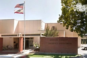 The Merced Sheriffs and Police Station are just around the corner.