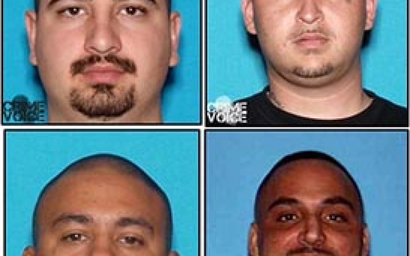 West Sac Street Gang Members Arrested for Drugs, Ammunition