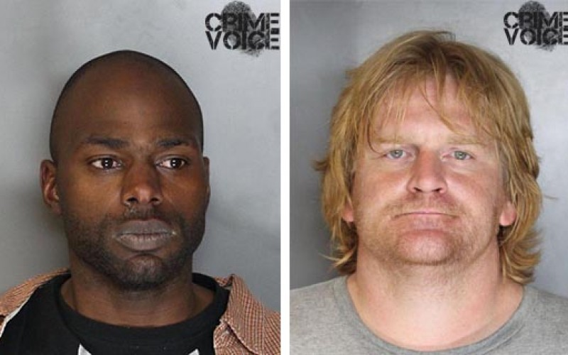 Two Men Arrested for Boat Theft