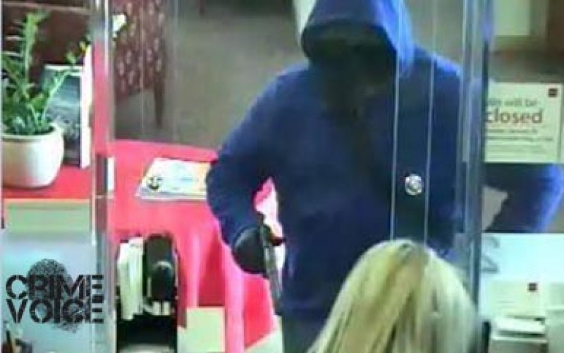 Luger Bandit Caught, Arraigned on Bank Robbery Charges