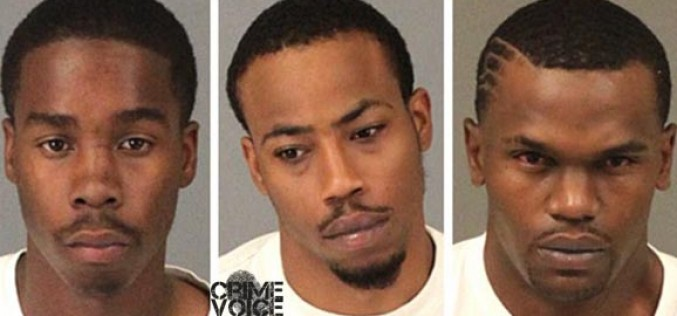 Suspects Arrested in Gang-Related Home Invasion