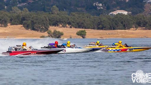 The Big Wake Weekend features speedboat racing and more. (Facebook)
