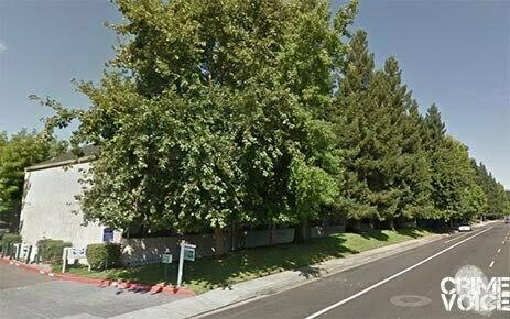 The shooting occurred along Gloria Drive in Sacramento.