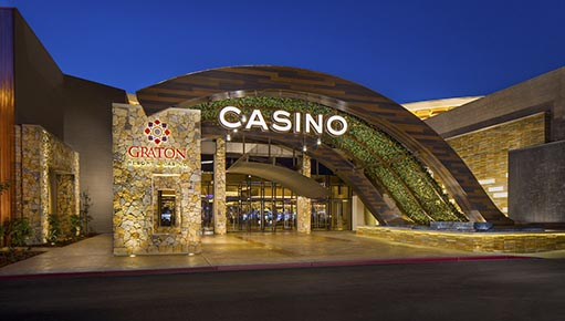 The new Graton Casino and Resort in Rohnert Park has attracted a lot of attention lately