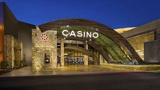 The Graton Casino and Resort in Rohnert Park