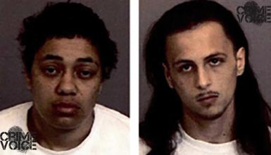 Tatiana Jenkins and Christopher Cooke were the first two arrested in the assault.